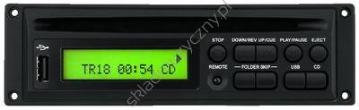 M-32CD Moduł CD, MP3, USB Monacor
